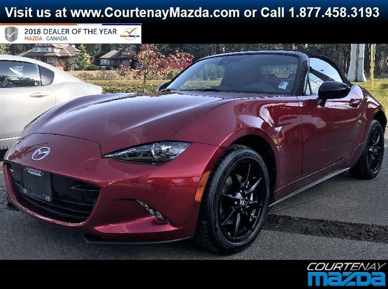 2019 Mazda MX-5 GS 6sp #19MX55774