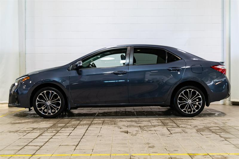 Toyota Corolla 2014 * S/ CUIR + TOIT + MAGS * #85010A