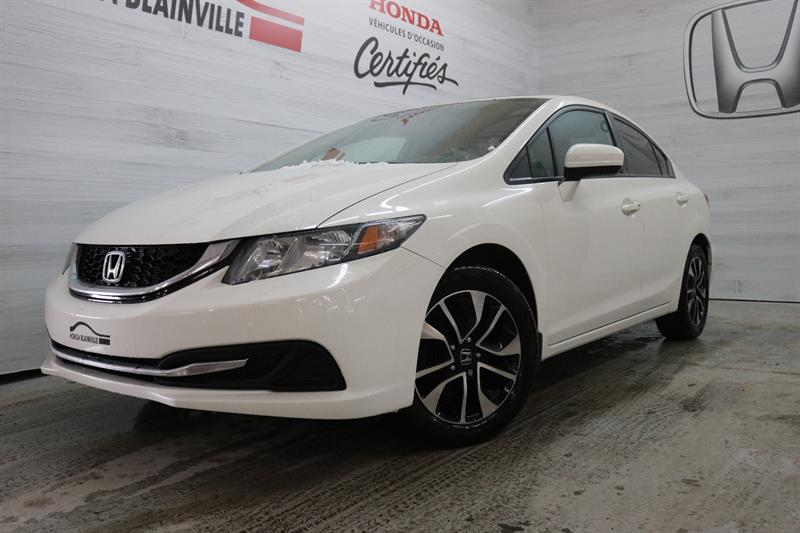Honda Civic Berline 2014 EX #U-1566
