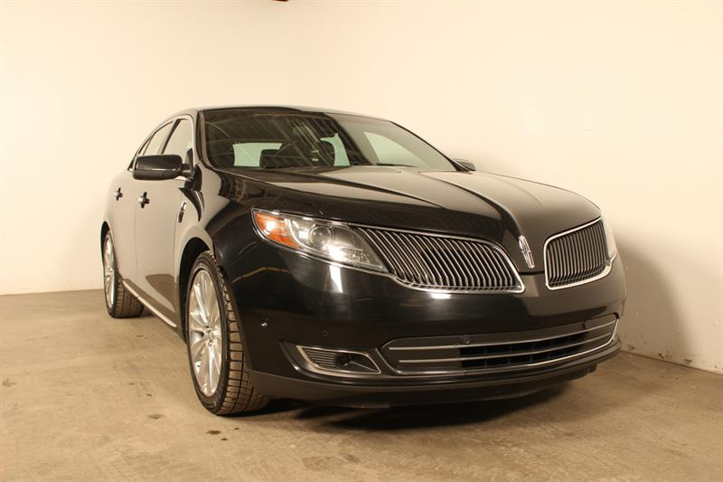Lincoln MKS 2015 Ecoboost AWD ** TOIT PANO GPS ** #81358a