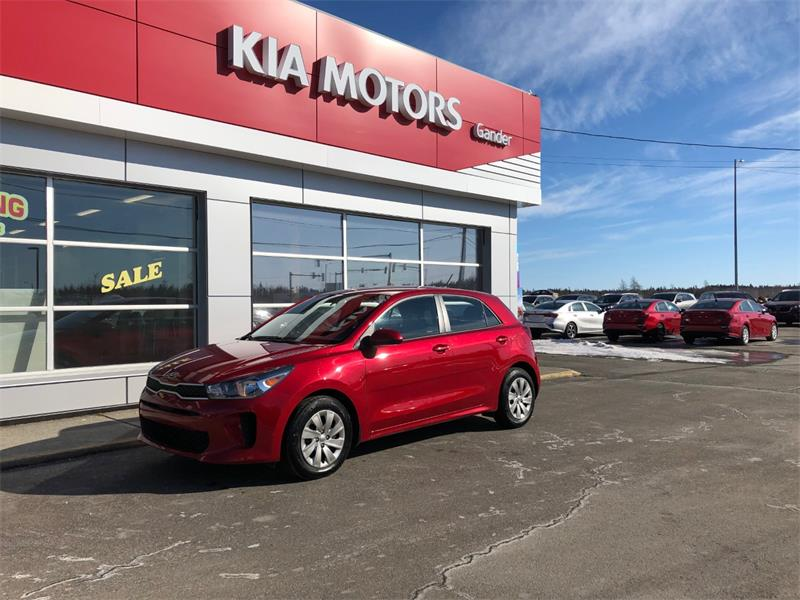 2018 Kia Rio 5-door #SO62403A