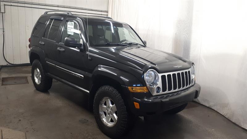 Jeep Liberty 2006 Limited DIESEL #8-1209