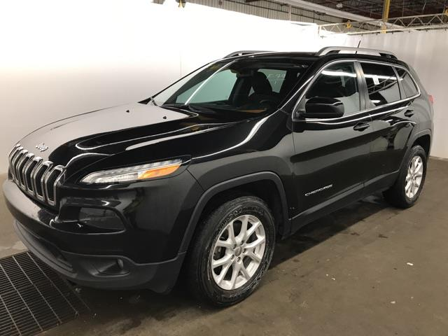 Jeep Cherokee 2014 North 4WD #EW214832