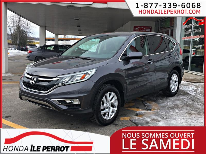 Honda CR-V 2015 AWD  EX, JAMAIS ACCIDENTE / NEVER ACCIDENTED #44898