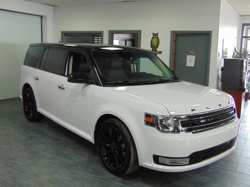 2018 Ford Flex SEL AWD #JBA20909