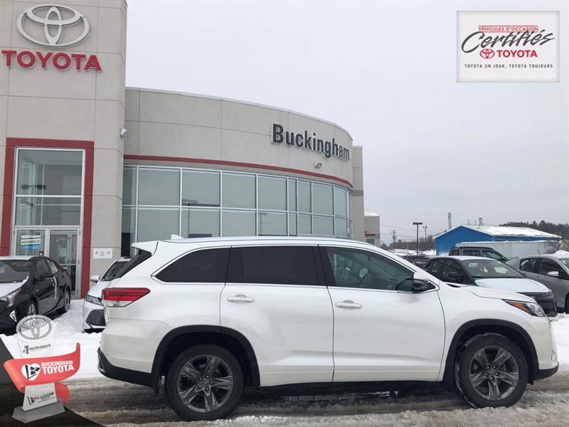 Toyota Highlander 2017 AWD Limited #P-23-19
