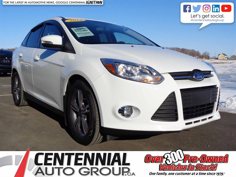 2014 Ford Focus SE Sedan | Must See | #S18-034B