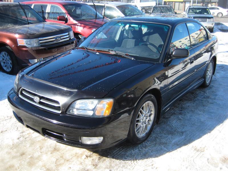 2001 Subaru Legacy Sedan 4dr GT #210976