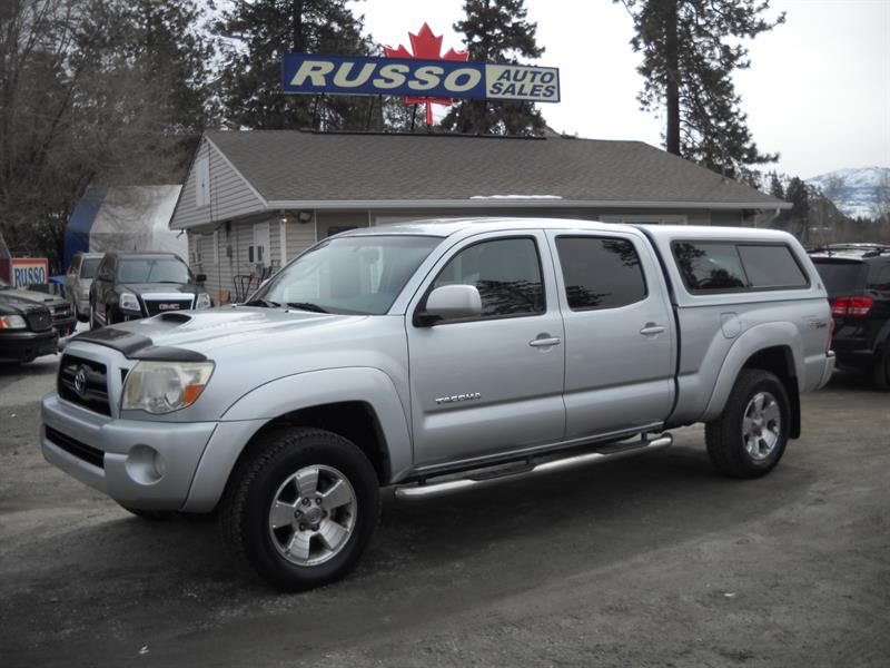 2005 Toyota Tacoma TRD SPORT ONLY 113 KMS #3391