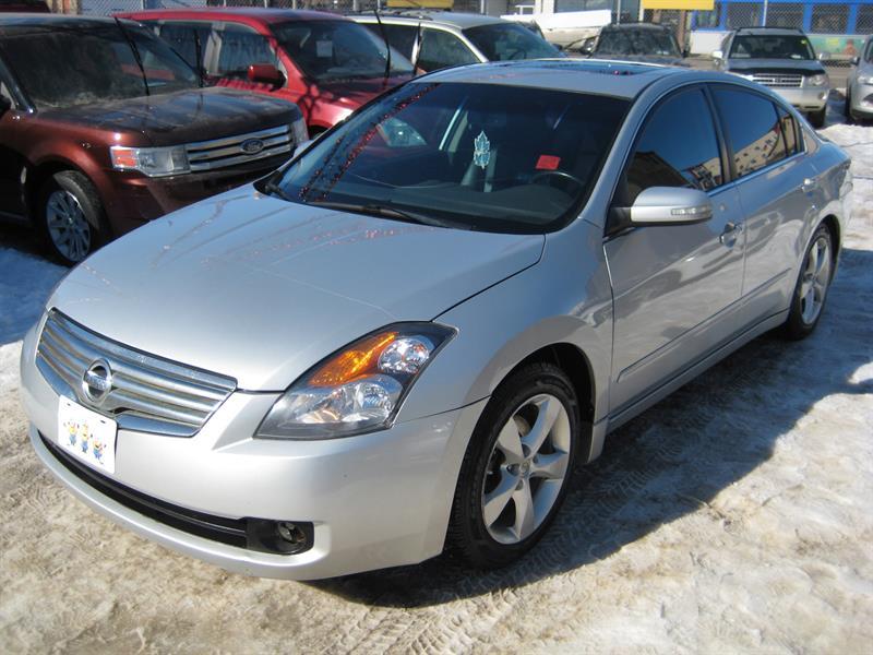 2008 Nissan Altima 4dr V6 3.5 #135753