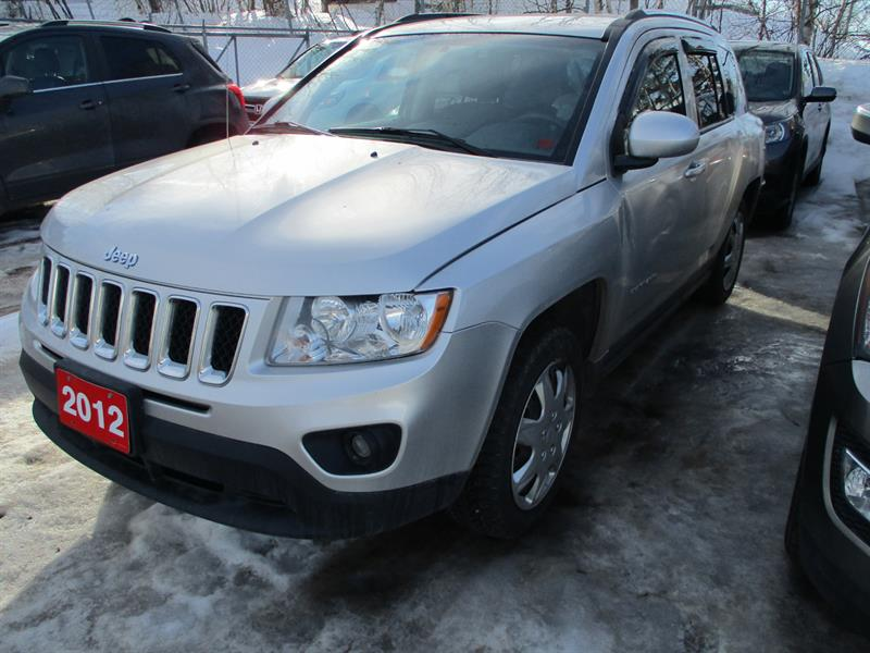 2012 Jeep Compass 4WD 4dr Sport NORTH #CD528718A