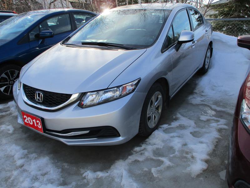 2013 Honda Civic Sdn 4dr Auto LX #DH036965A