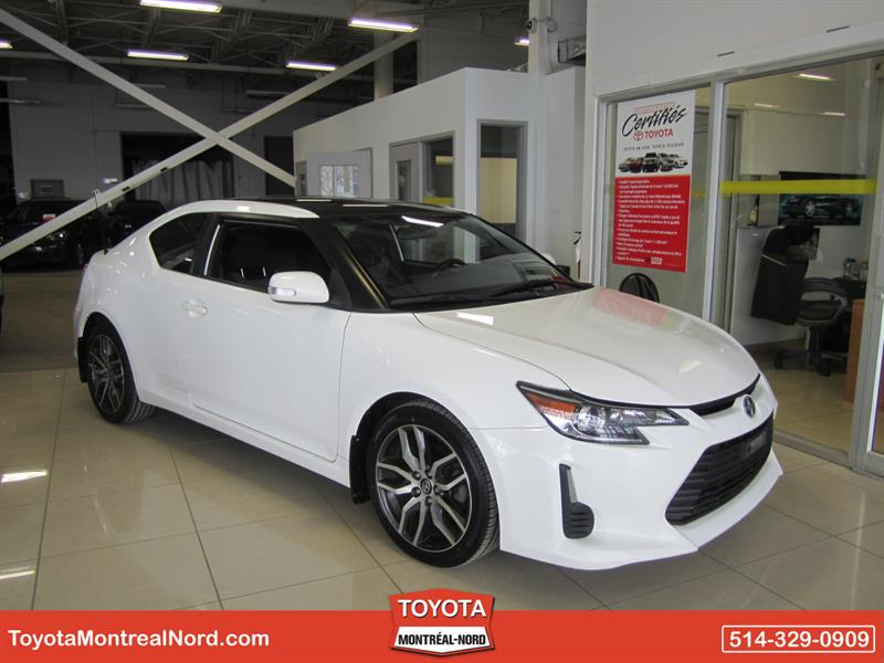 Scion tC 2014 TOIT+MAGS #3631 AT