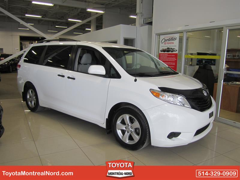 Toyota Sienna 2012 V6  7-Pass Mags #3626 E