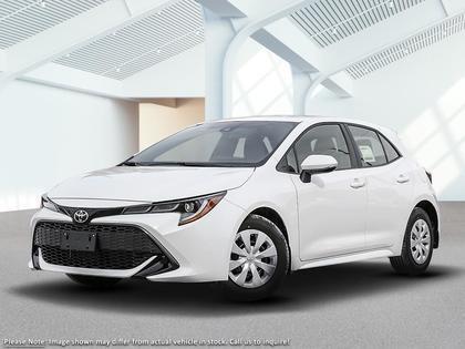Toyota Corolla Hatchba 2019 Base #84381