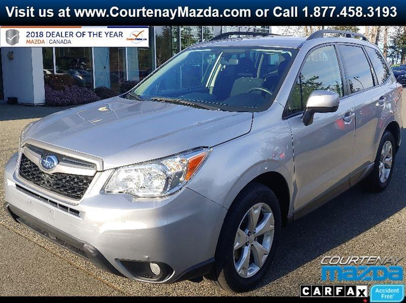 2015 Subaru Forester 2.5i Convenience at #P4787