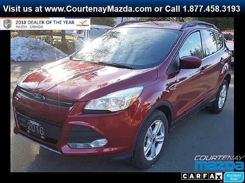 2016 Ford Escape SE - 4WD #P4790
