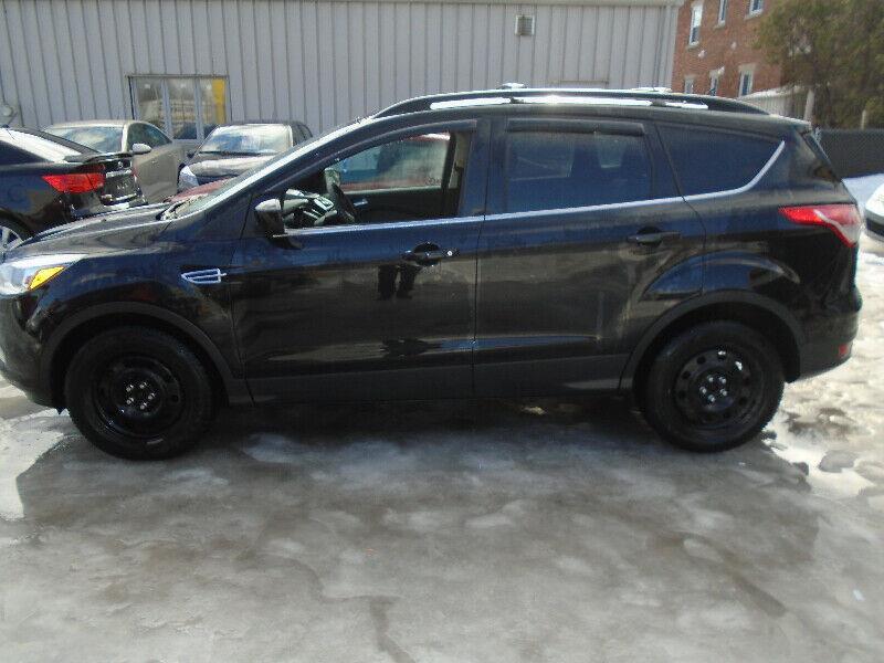 Ford Escape 2013 4WD 4X4 SE #1157