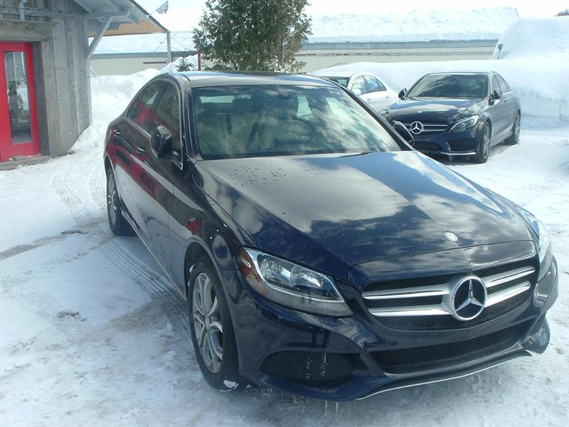 Mercedes-Benz C300 4matic 2015 4matic #6638