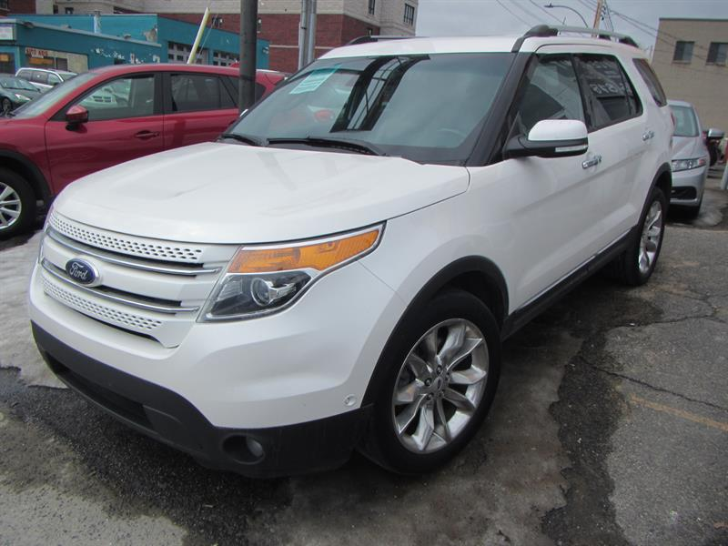Ford Explorer 2013 4WD 4dr Limited 69$/semaine #2285