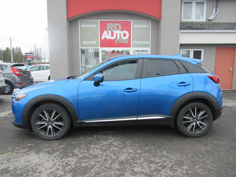 Mazda CX-3 2016 AWD 4dr GT #10274