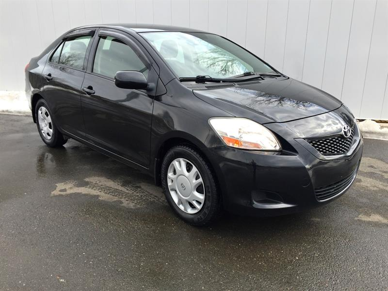 2012 Toyota Yaris Manual w/ Convenience Pkg.  #K4639A