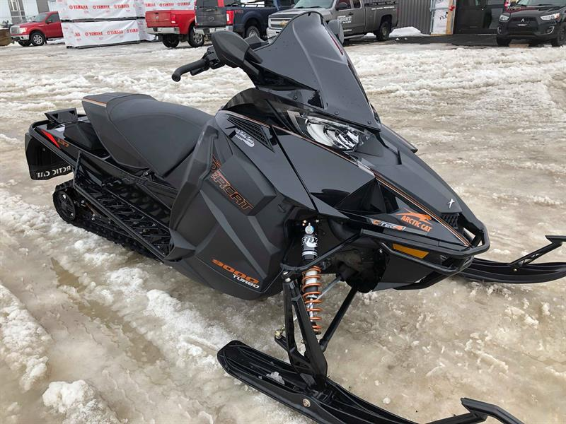 2018 Arctic Cat Thundercat