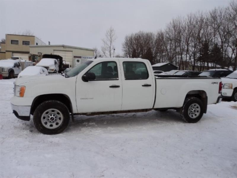 2014 GMC Sierra 2500HD Crew Cab long box 4x4