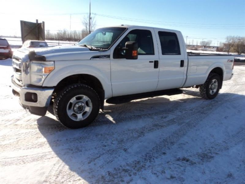 2012 Ford F-250 Long Box crew cab 4x4