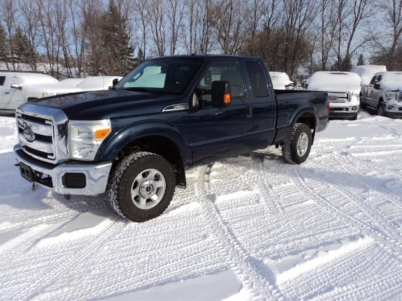 2013 Ford F-250 Ext cab 4x4 6.5 ft box XLT