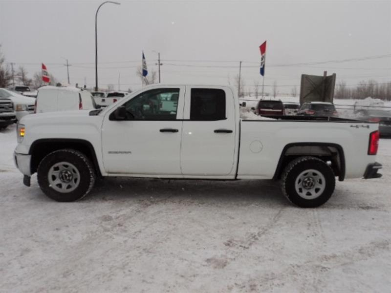 2015 GMC Sierra 1500 Double Cab 4x4 Local truck 5.3 l