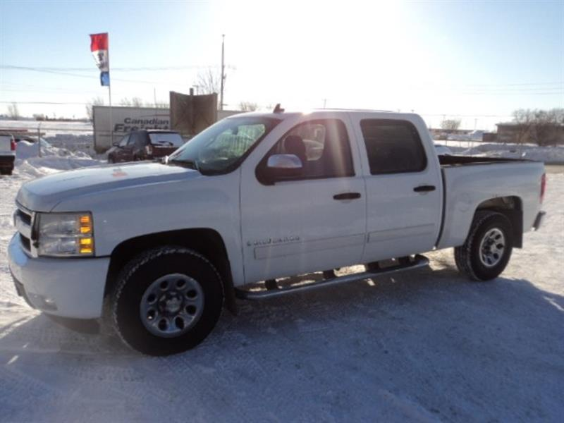 2008 Chevrolet Silverado 1500 Crew Cab 4x4 local truck
