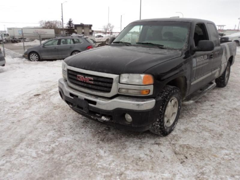 2005 GMC Sierra 1500 NO Safety Sold as is
