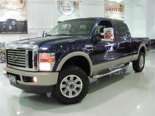Ford F-250 2008 #A3057