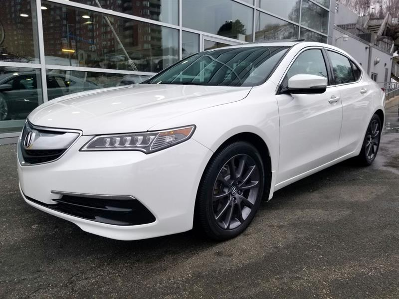 2015 Acura TLX Technology Package #93889D