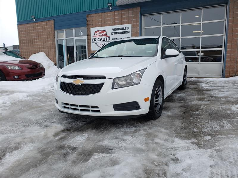 Chevrolet Cruze 2012 LT