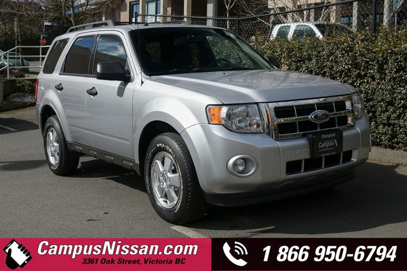 2011 Ford Escape | XLT | FWD w/ Cargo & Convenience Packages #8-P675A