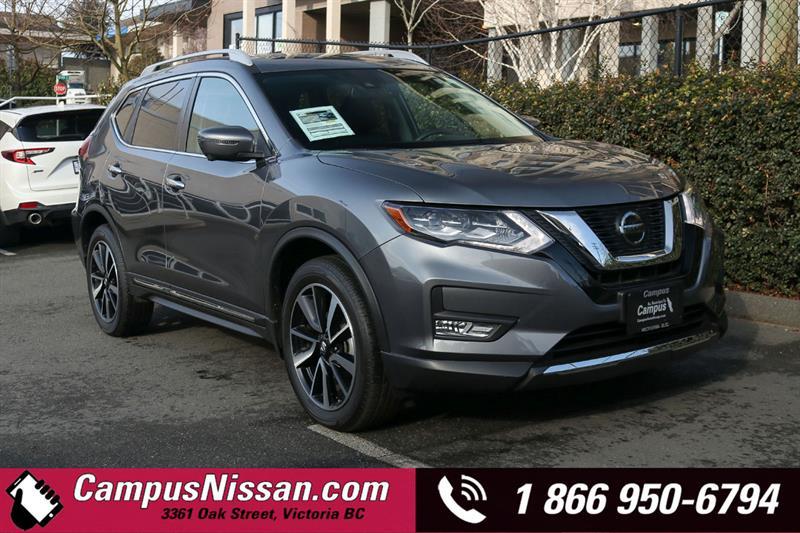 2018 Nissan Rogue | SL | AWD w ProPilot Assist #A7415