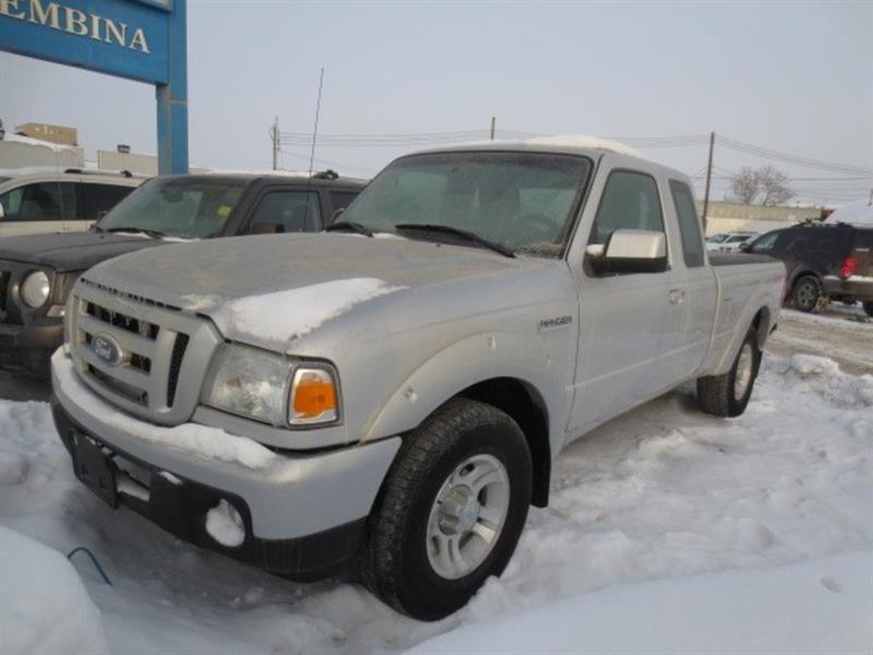 2011 Ford Ranger Sport #3716