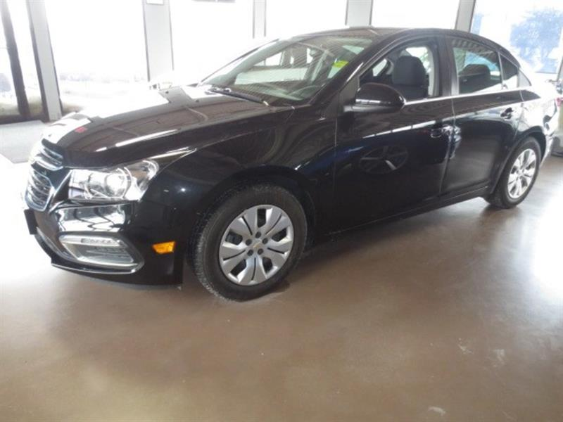 2016 Chevrolet Cruze Limited 1LT - LOW KMS/SUNROOF/CAMERA #3729