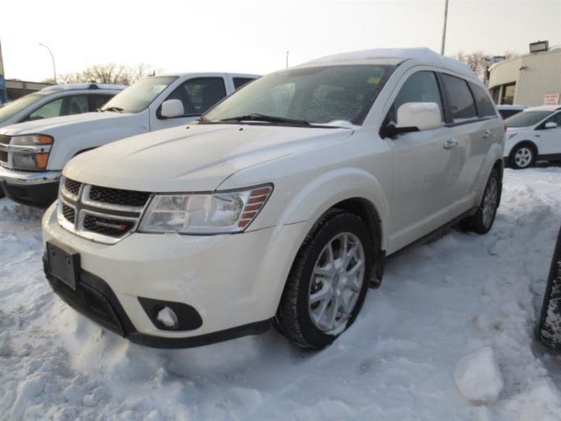2012 Dodge Journey R/T AWD - LEATHER/BLUETOOTH/REMOTE START #3849