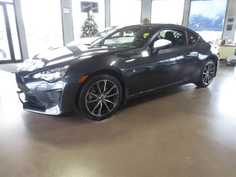 2017 Toyota 86 - LOW KMS #3870