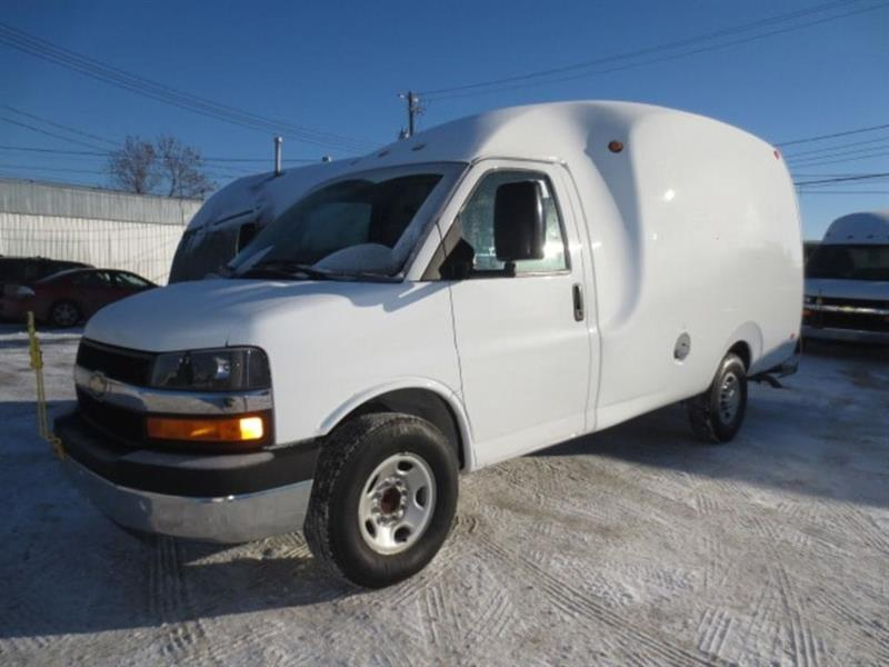 2013 Chevrolet Express 3500 CARGO - LOW KMS #3907