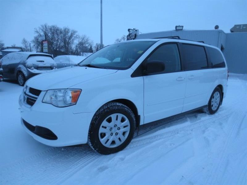 2015 Dodge Grand Caravan SXT STOW  N GO - BLUETOOTH/REAR HEAT A/C #3970