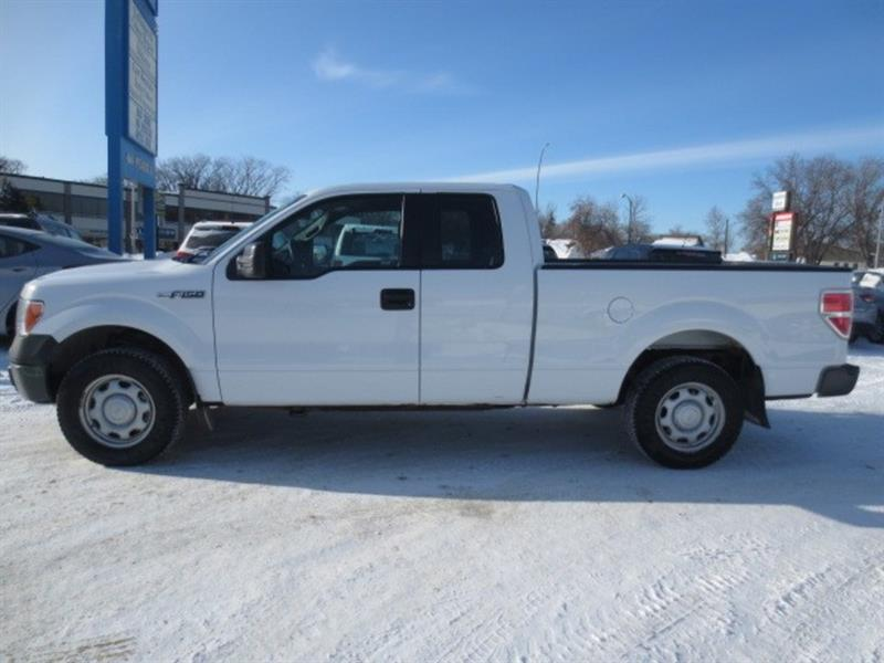 2011 Ford F-150 EXTENDED CAB - BLUETOOTH #3961