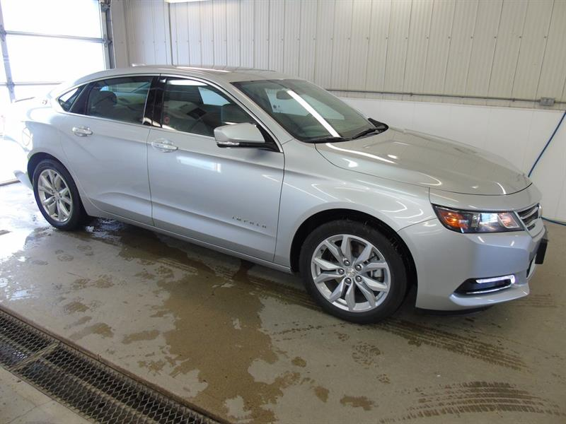 2018 Chevrolet Impala LT, Remote Start, Rear Vision Camera #J-046A
