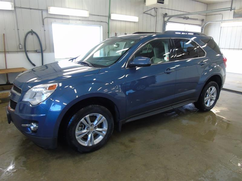 2012 Chevrolet Equinox 1LT AWD, Bluetooth, USB #19-085B
