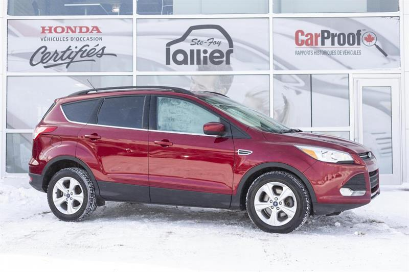 Ford Escape 2015 SE AWD ***JAMAIS ACCIDENTE*** #U19034