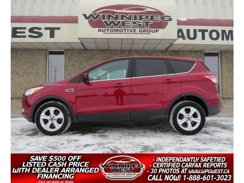 2013 Ford Escape SE 2.0L AWD, HEATED SEATS, MB, GREAT COLOR! #GNW4541