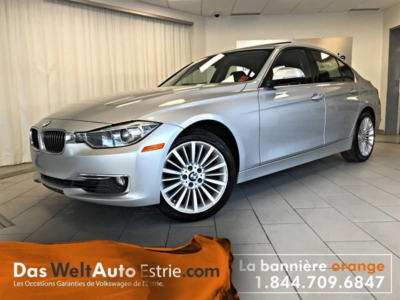 2014 BMW  328 xDrive, Cuir, Toit, Automatiqu